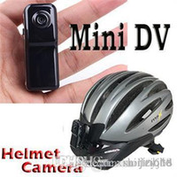 Wholesale MD80 MINI DV P Video recorder Action camera HIDDEN camera mini Helmet camcorder JBD MD80