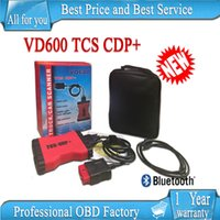 Cheap 2015 new bluetooth VD600 TCS CDP PRO PLUS scanner for and autocom and for delphi with 2014.2 version keygen on cd
