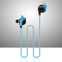 ad pieces - 1 Piece New Wireless Bluetooth AD Stereo Earphone Fashion Sport Running Headphone Studio Music Headset For Phone