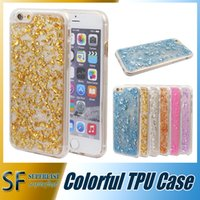 Wholesale Iphone SE Case Galaxy S7 S7 edge Colorful TPU Case For Iphone plus soft TPU Gel Back Cover Case For Iphone Grand Prime Opp Package