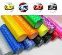 auto easy - cat eye cm x900cm Auto Car Light Headlight Taillight Tint Vinyl Film Sticker wrap Easy DIY decal decoration