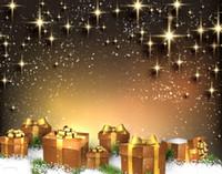 al por mayor epk-7x5ft Antecedentes de Navidad Vinilo Fondos de Fotografía Personalizada Props Estudio de fondo EPK-70