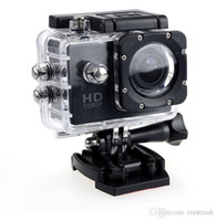 Wholesale Factory Sale SJCAM K SJ4000 Mini Sport DV Helmet Camera P Full HD Waterproof Diving quot LCD Car Dvr Recorder Similar GoPro