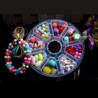 perler beads - Perler Beads Preschool children s hand colored beaded handmade DIY loom beads educational toys gift