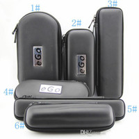 Wholesale HOT SELLING Ego cases electronic cigarette e cig zipper cases for ego t ego vv evod ce4 ce5 ce4 ce5 mt3 protank e cigarette ego start kit
