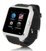 ax watch - New Fashion Smart Watch Phone With Bluetooth ZGP AX S82 Android MTK6572 Dual Core GPS G One Piece