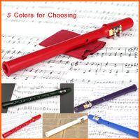 Wholesale Portable Saxophone Sax Mini Eb Saxophone Plastic Design with Ligature Reed Music Score Gig Bag Colors for Choosing