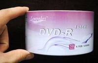 blank dvd-r - Blank Discs Recordable Printable DVD R for DVD Movies TV series DVDR Disc Disk GB X DHL from bond50