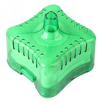 Wholesale Mini Activated Filter Cotton Filter Plastic Air Filter Colors For Aquarium Fish Tank Filter