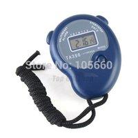 antique stop watches - 20 x Digital Handheld Sport Stopwatch chronograph Stop Watch Alarm Clock