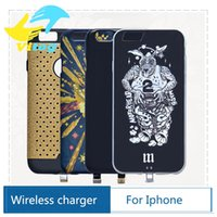 awesome iphone covers - Qi Wireless Charging Receiver Case for iPhone6 IPhone Plus qi wireless Charger awesome fashion case cover