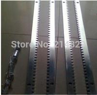 steel sliding gate - Steel Metal Gear Rack for sliding motor use Gate Operator in Parking