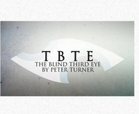 turner - TBTE The Blind Third Eye by Peter Turner only magic teaching video Send via email Mentalism magic