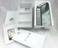 Wholesale UK US EU PACKING BOX USER GUIDE MANUAL for iPHONE g S