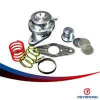 aluminum engines - PQY RACING NEW BOV Aluminum turbo dump valve for Subaru WRX Legacy Mazdaspeed blow off valve PQY5792