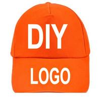Wholesale OEM Custom Printed Embroidered LOGO Snapbacks Hats Baseball Caps Snapback Caps Size Adjustable High Quality Fast Shipping