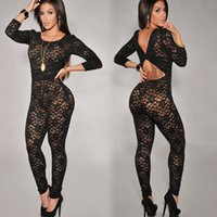 Cheap Floral Fitted Jumpsuits | Free Shipping Floral Fitted ...