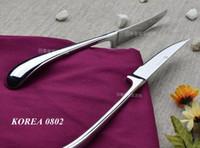 advanced export - KOREA stainless steel steak knife master knife Western knife bread knife serrated knife exports advanced Cutlery