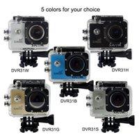 Wholesale Sjcam Original SJ4000 Wifi Camera Sport Waterproof Action Camera P Ful HD Video Recorder Digital Camcorder Full HD DVR31