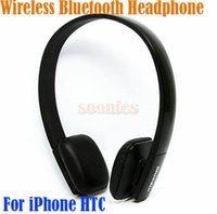 Wholesale Wireless Bluetooth Stereo Headphone Headset Earphone For iPhone S HTC Drop Shipping order lt no track