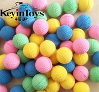 Wholesale Small Cat Toys Sponge Balls EVA balls pet toys ball