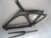Wholesale Full carbon track frame top tube cm included fork headset seatpost