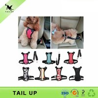 basic car sales - 2015 Hot Sale Travel Dog Car Harness Firm Dog Chest Plate Harness Seat Belt