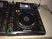 Wholesale Poneer Pair Of CDJ turn tables digital media player