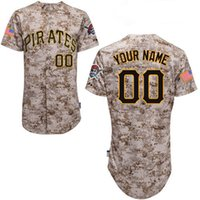 custom baseball jersey - Cheap Custom Pirates Baseball Jerseys Customized Personalized Stitched Cool Base Jerseys For Any Name Any Number