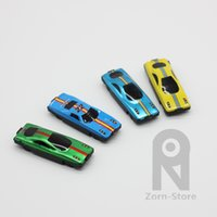 Wholesale Zorn Store alloy car Simulation Model Sports car randomly mixed multicolor children s toys Small Metal sliding car Low price sample