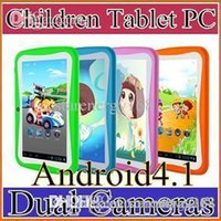 5 inch tablet - DHL Kids g Children Tablet PC quot android early education learning Touch Screen JP7