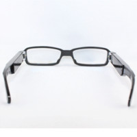 Wholesale HD P P Camcorder Glasses Video Cam DVR Video Recorder Eyewear Security Video Camera Glasses camera glasses video