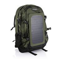 bag with solar panel - Solar Backpack Solar Charger Back Pack Bag with W solar panel Sunpower brand