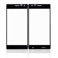 Wholesale Front Glass Panel Lens Outer Touch Screen Panel Waterproof Black Replacement For Nokia Lumia Dual SIM