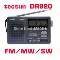 Wholesale Digital Radio multi band DR Digital Radio FM AM MW SW Radio World Receiver Stereo Portable Radio