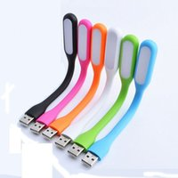 Wholesale XIAOMI Power Bank Flexible usb led k Metal Material LED USB light Book lamps v Bulb for Notebook Laptop PC Computer