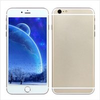 android phone gsm - 5 inch Goophone i6 i6 Dual Core MTK6572 can show fake G G Android G Phone call Show G Smart Phone GSM