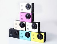 Wholesale HOT ITEMS Z1 Sports DV Cameras Action Power Camera Video Recorder P Angle Inch Car DVR M Waterproof