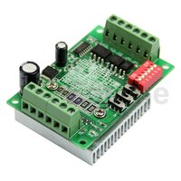 Cheap B39 Free Shipping TB6560 3A Driver Board CNC Router Single 1 Axis Controller Stepper Motor Drivers