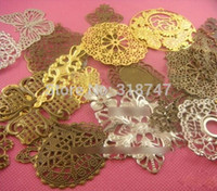 Wholesale mm Metal Jewelry Accessories DIY Material Scrapbooking Embellishments Craft Bulking g