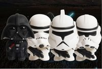 action money - Newest Star Wars Darth Vader Stormtrooper styles Cute Action Figures Head Moveable Toys home decor Cool Money Boxes Gifts for Fans