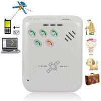 Wholesale P007 Mini GSM GPS Personal Position Tracker For Car Child Elder Pet Automotive Vehicle SOS GPS Location Tracker