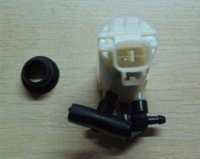 Wholesale WINDSHIELD WASHER PUMP SUIT FOR CRV RE4 WITH PINS WASHER MOTOR RUBBER SEAL PART NUMBER SMA J01