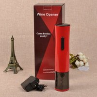 Wholesale Newest arrival USB chargable wine opener automatic wine opener