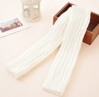 Wholesale Newest Women tassel Knitted Boot Cuffs Leg Warmers Foot socks boot cuff lace knit leg warmers WT7
