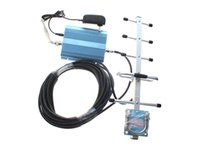 Wholesale US Stock GSM CDMA MHz G G AT T Cell Phone Signal Booster Repeater Amplifier High Gain Antenna Mobile Cell phone Yagi Antenna kit