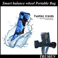 Wholesale smart balance wheel Nylon Fabric Bag For Electronic Scooter Portable Bag For Two Wheels Smart Scooters Balance Car Bag DHL