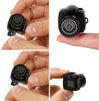Y2000 Spy Camera NOUVEAU Y2000 Mini petit HD numérique DV caméra Webcam DVR enregistreur vidéo caméscope