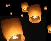 Sky Lanternes, Souhaitant <b>Lantern</b> feu ballon Kongming chinois lanterne Souhaitant lampe