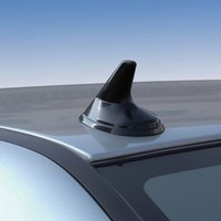 Wholesale Hypersonic Black Mini Shark Fin Style Decorative Dummy Universal Car Antenna